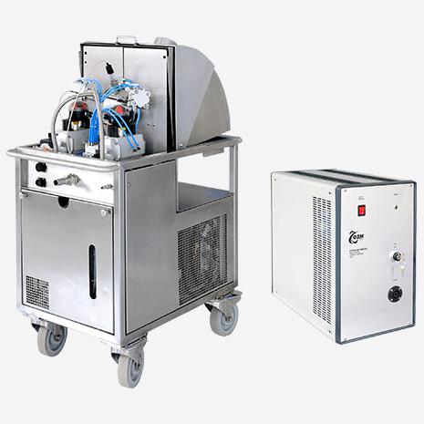 固体推进剂燃速测试系统 (SV 2)