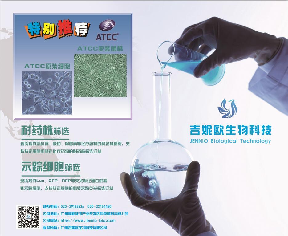 ATCC原装细胞