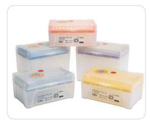 赛多利斯低吸附滤芯吸头LH-LF790201  5–200 µl