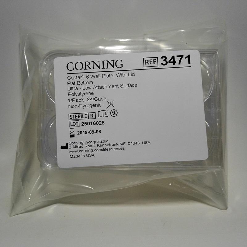 康宁corning34716孔低吸附培养板