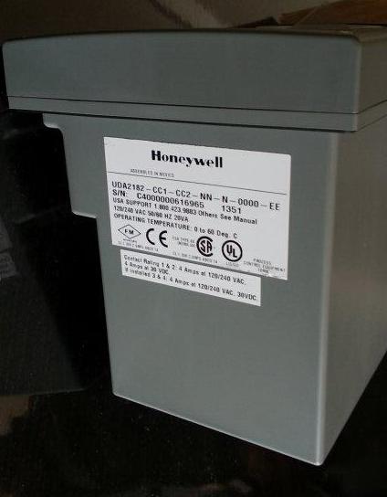 热销现货HONEYWELL(霍尼韦尔)电导率表/电导率/电导度计UDA2182-CC1-CC2-NN-N-0000-EE