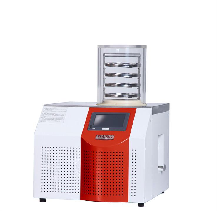 冻干机/台式真空冷冻干燥机(实验用)CTFD-10系列