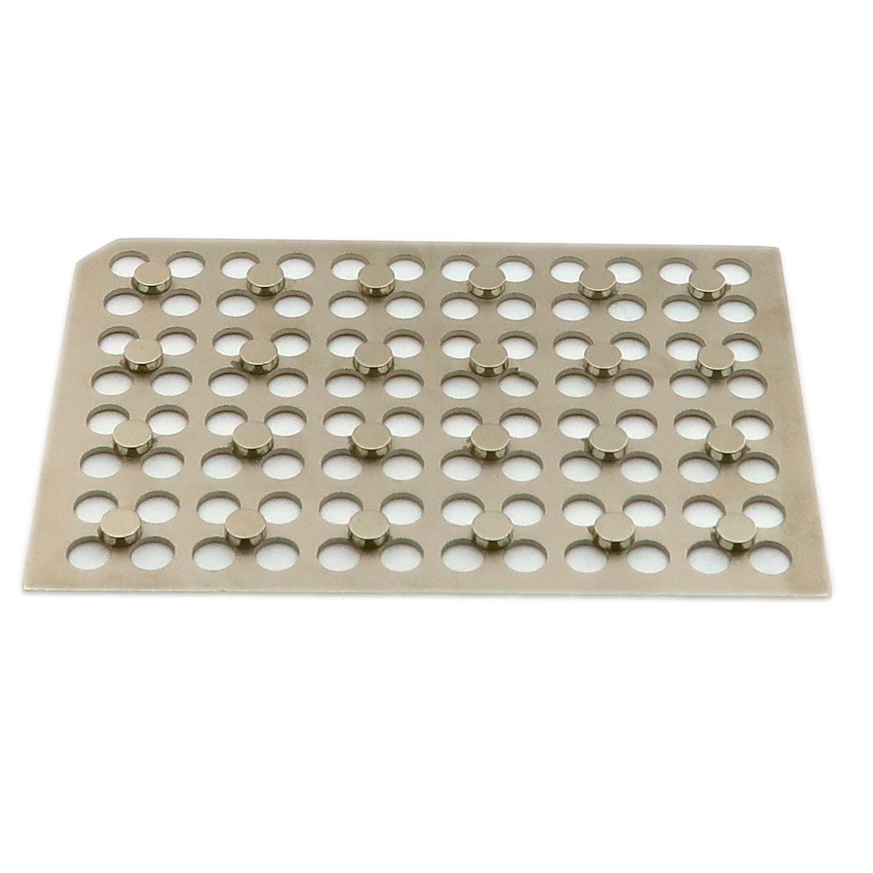 96孔磁力板/磁架/磁分离器(八排管和96PCR板)