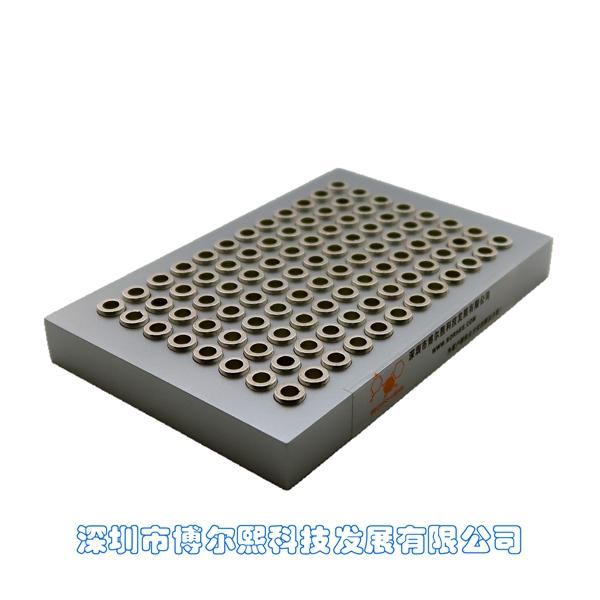 自动化仪器96孔板磁力架