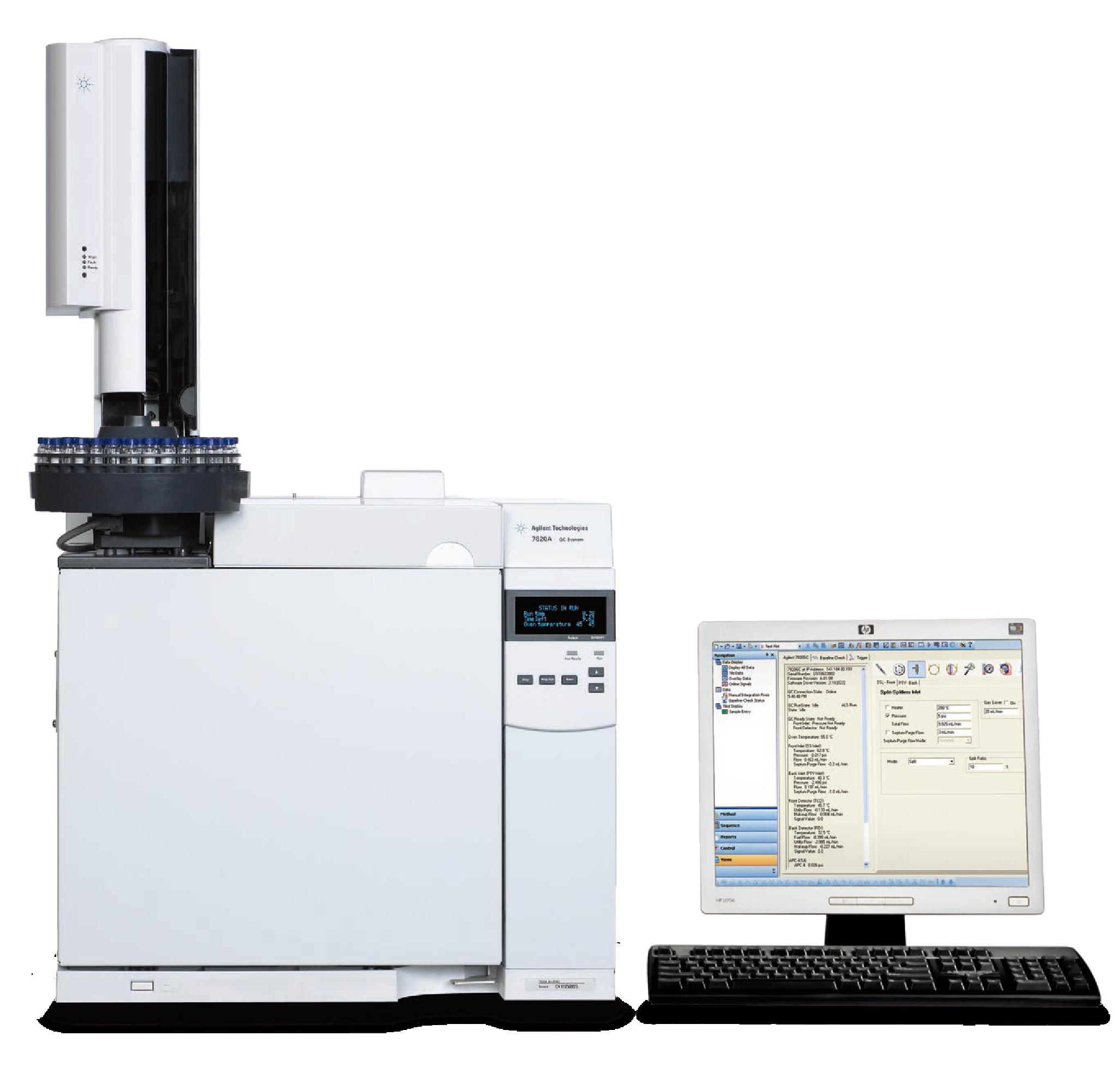 安捷伦气相色谱仪-Agilent 7820A气相色谱仪