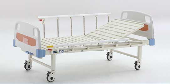 88必发娱乐官网_河北普康B-21-3 ABS床头移动单摇床