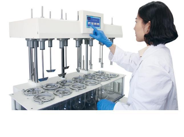 天津赛普瑞SPR-DT12A固体制剂溶出度测定仪测试仪试验仪