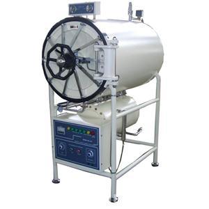 国产知名品牌--滨江医疗卧式高压蒸汽灭菌器WS-500YDA