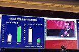大会主席马长生教授发表开幕演讲