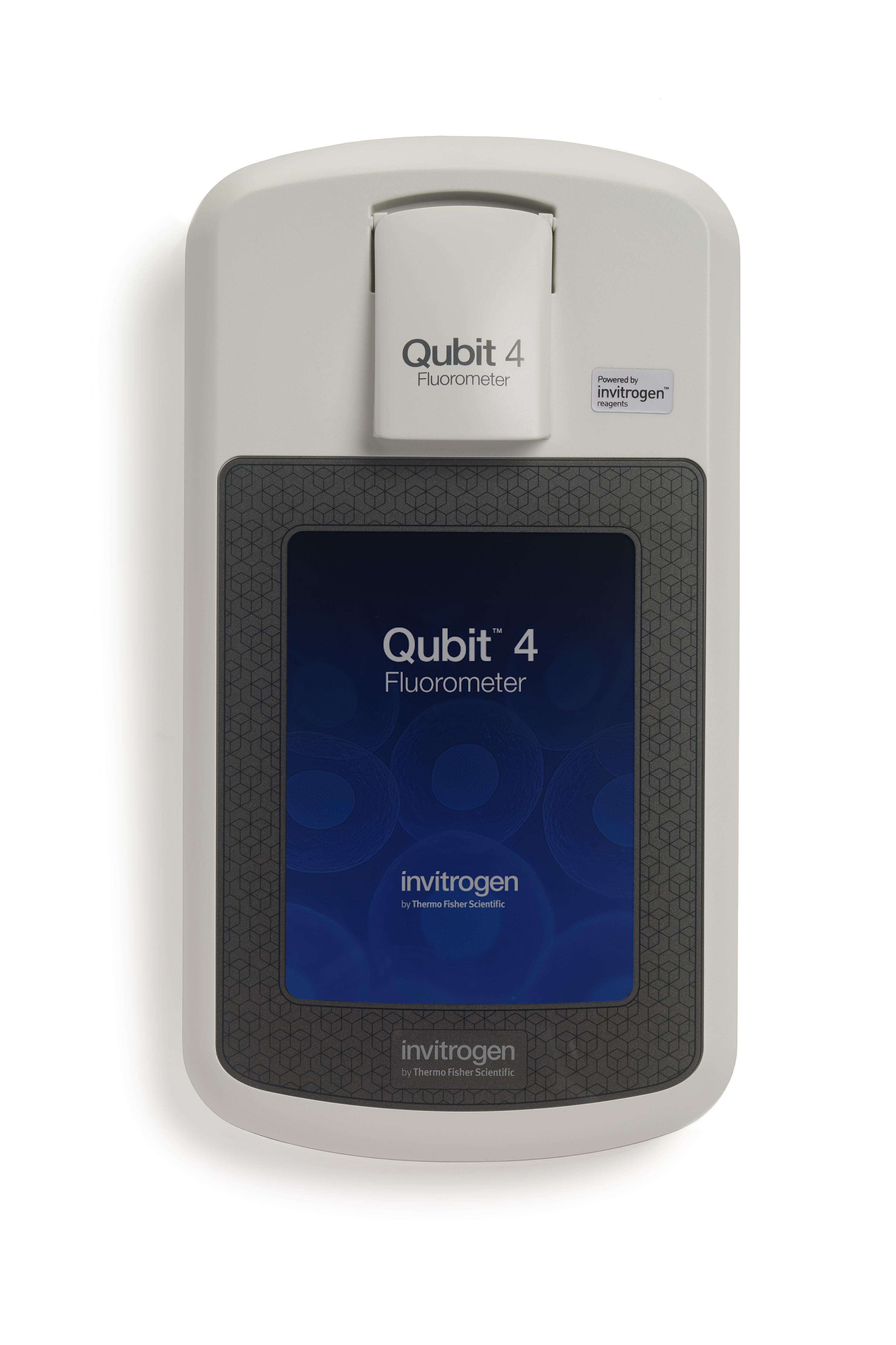 Qubit? 4核酸蛋白定量仪