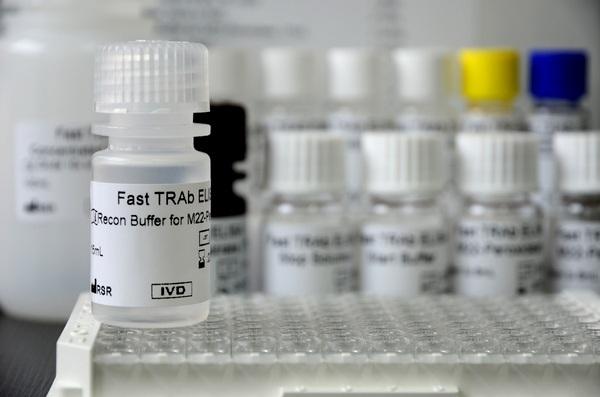 促甲状腺激素受体抗体(TRAb Fast)快速检测试剂盒