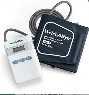 88必发_美国伟伦ABPM7100动态血压监护仪