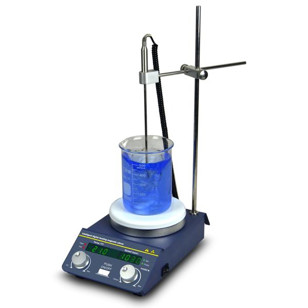 TP-350S 智能数显磁力加热搅拌器(加热+搅拌)