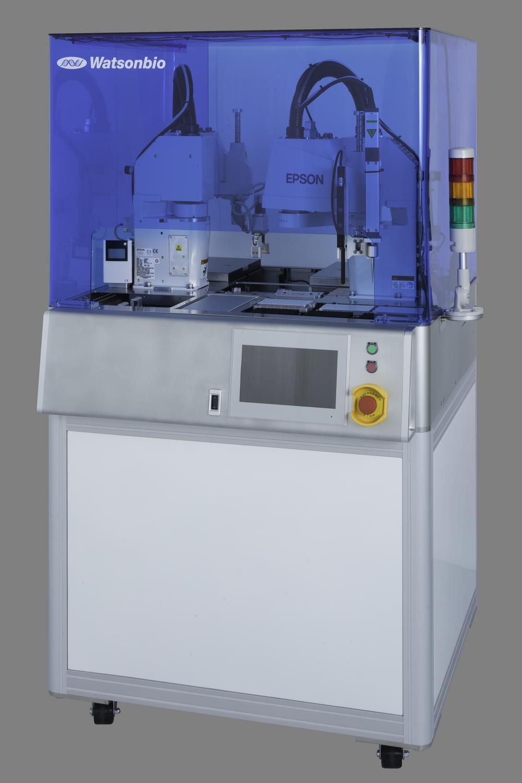 CytoSorter® 自动化芯片处理及mutaFISH检测系统