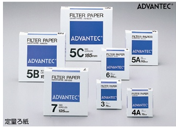 ADVANTEC东洋滤纸NO.5A热线18611761915
