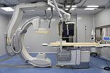 介入治疗室 DSA