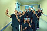 手术室风采