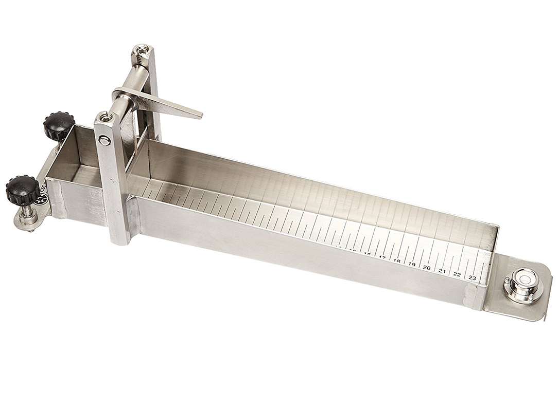 美国CSC Bostwick Consistometer 稠度计/流动式粘度计
