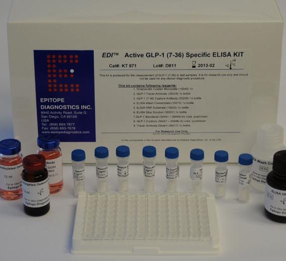 6-酮前列腺素(6-K)放免试剂盒及放免检测服务