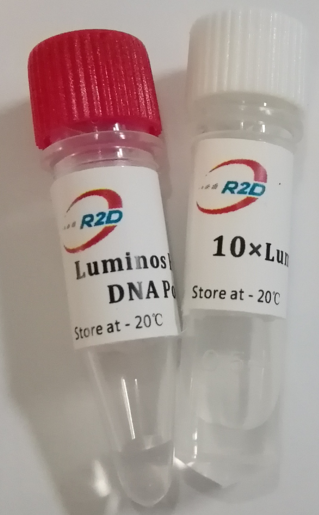 超保真酶:Luminos High Fidelity DNA Polymerase