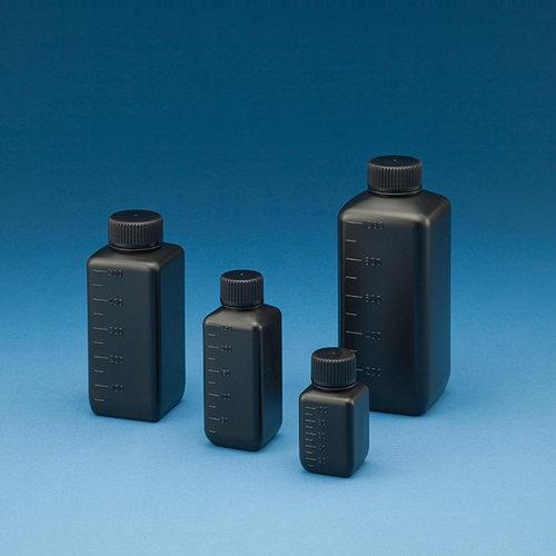 PE瓶 (方形・遮光・未灭菌)