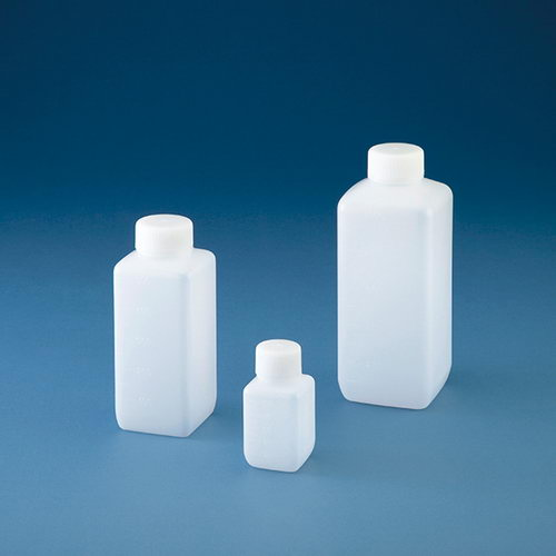 PE瓶 (方形・白色・未灭菌)