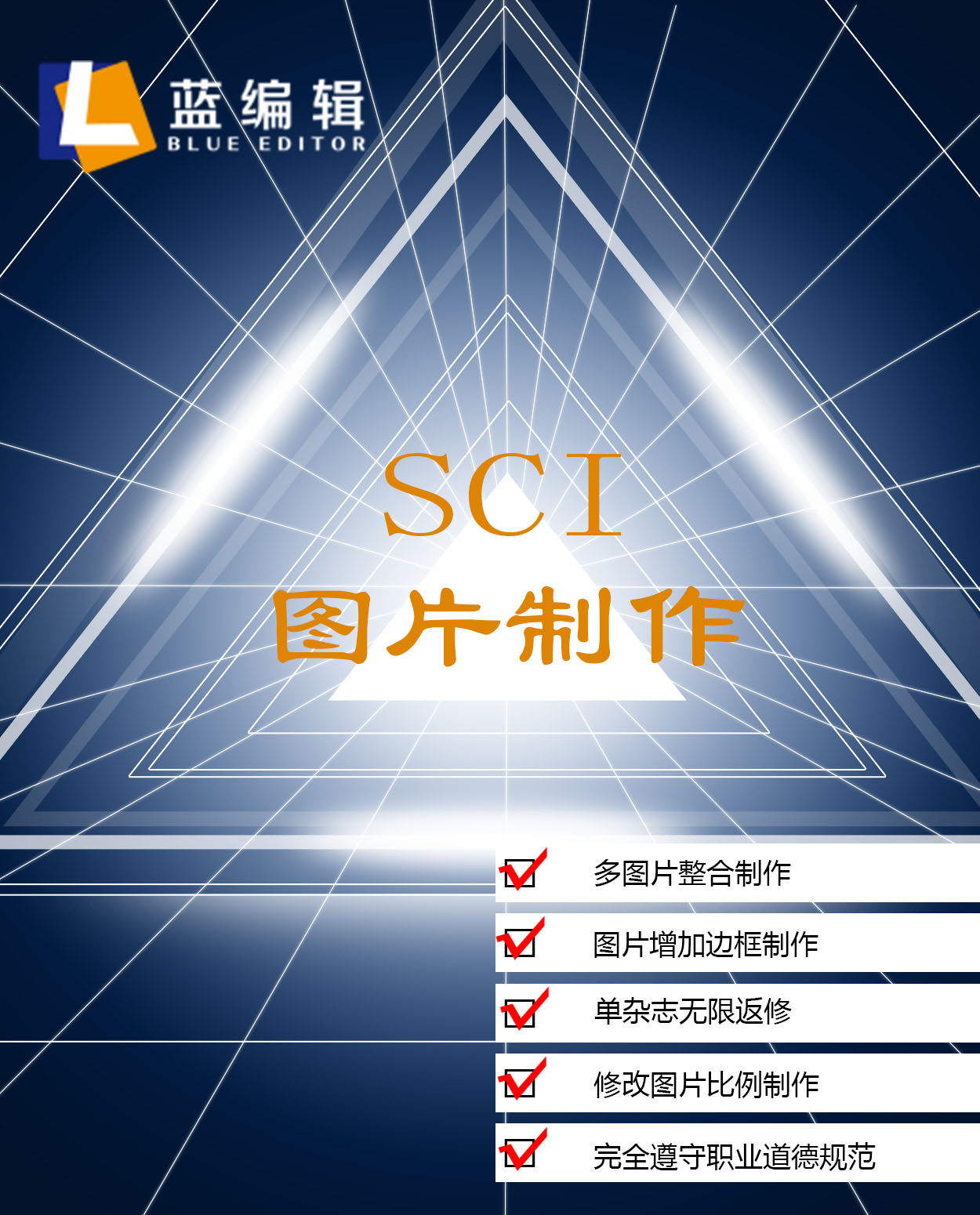 SCI图片制作