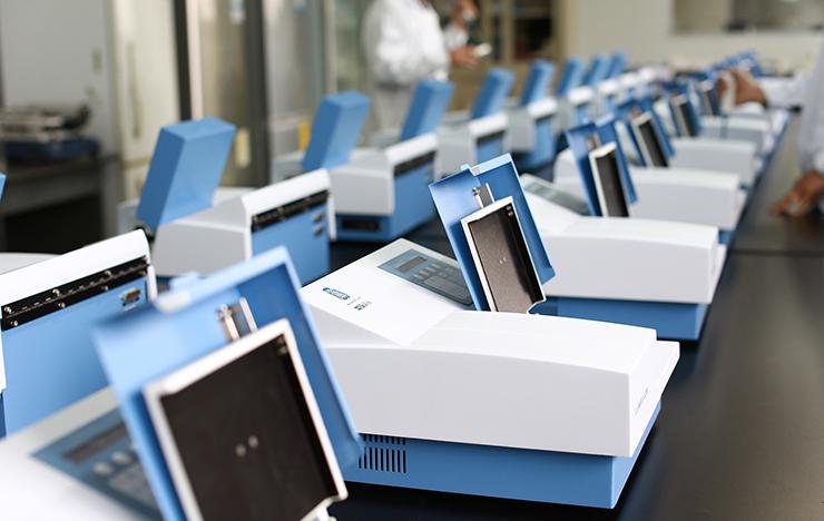 制定样品内毒素检测方案、送样检测、3Q认证等技术服务