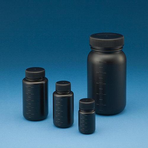 PE瓶 (圆形广口・遮光)