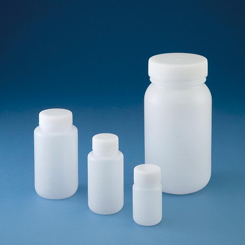 PE瓶 (圆形广口・白色)