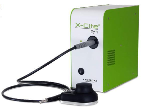 X-Cite® XYLIS 全新LED荧光显微镜光源
