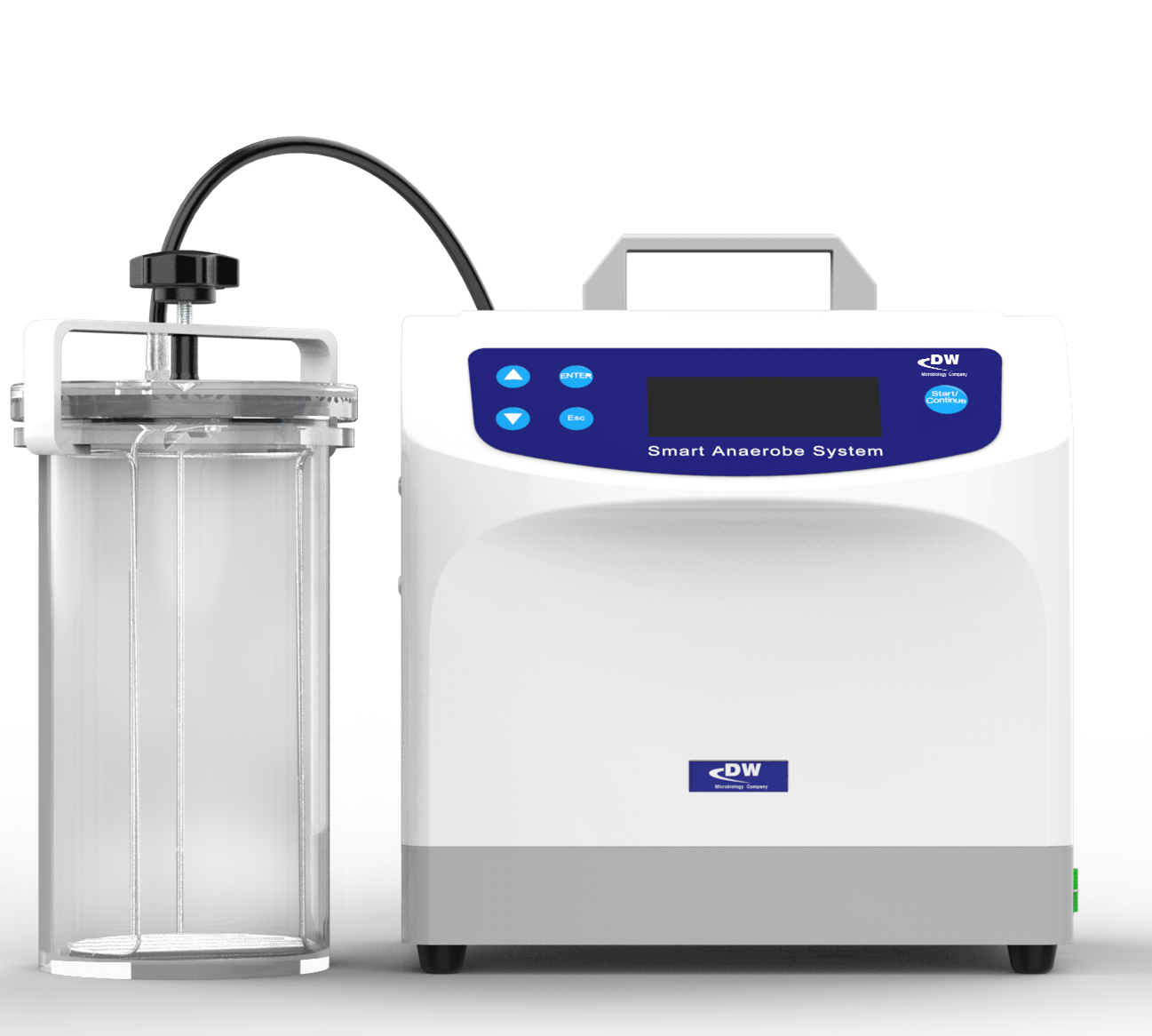 DW-100A-K型 智能厌氧微生物培养系统(一机多用,满足厌氧菌、微需氧菌培养环境自动生成)