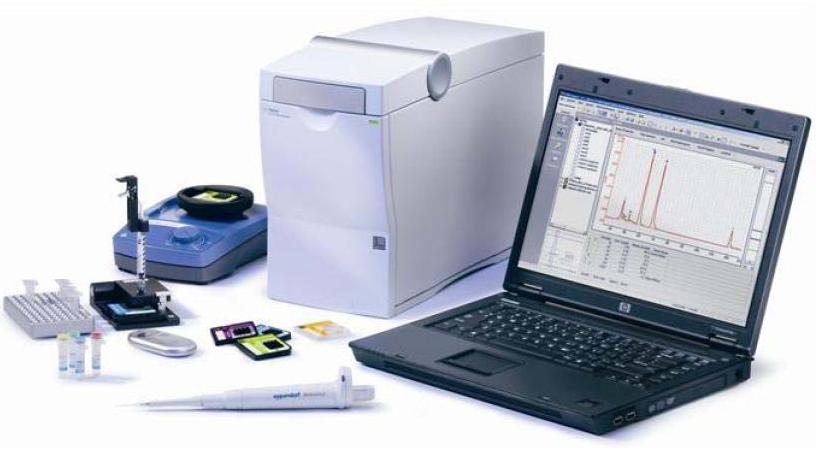 Agilent 2100 生物分析仪