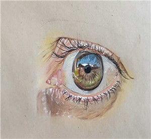 美周医画丨别样人生,被色彩渲染的白大褂