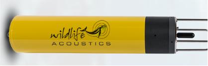 美国Wildlife acoustices公司水下生态声学记录仪