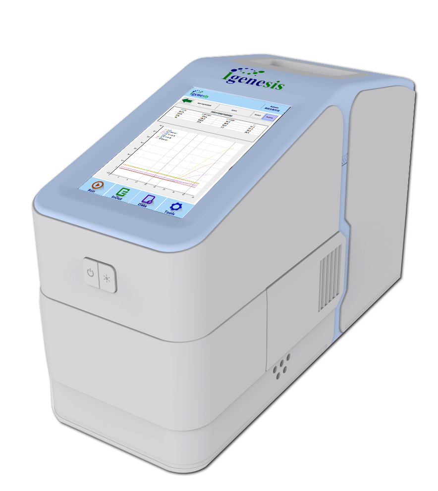 Galaxy Nano全密封全自动荧光PCR一体机