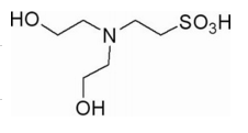 N,N-双(2-羟乙基)-2-氨基乙磺酸钠盐