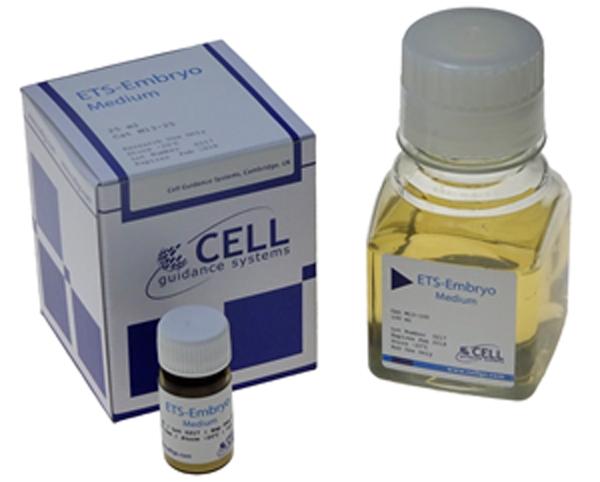 ETS胚胎培养基