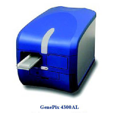 Axon 芯片扫描仪