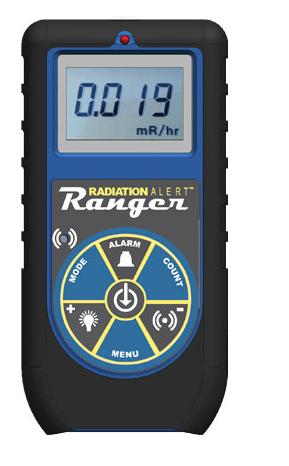 美国进口SEI多功能辐射仪表面沾污仪The Ranger
