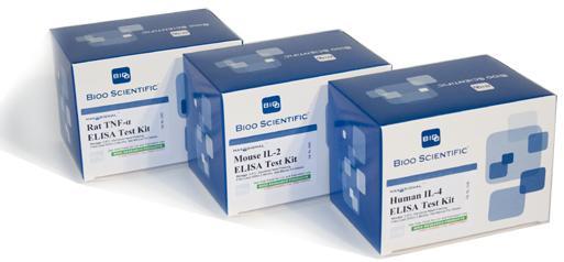 趋化因子C-C-基元受体7(CCR7)elisa检测试剂盒图片