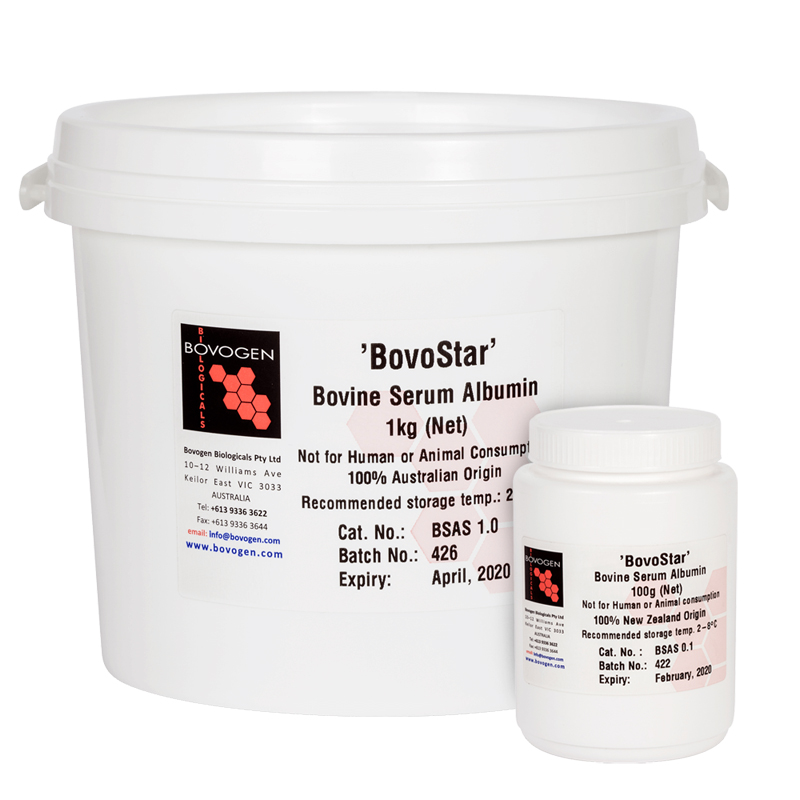牛血清白蛋白(BSA)