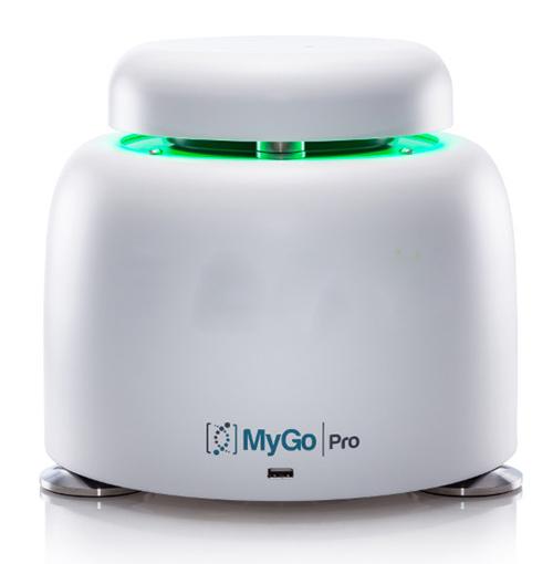 英国IT-IS MyGo Pro二代全光谱便携式实时荧光定量PCR仪