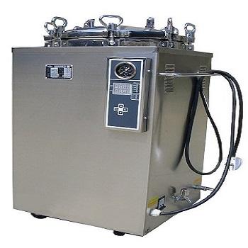 滨江立式全自动灭菌器价格 立式压力蒸汽灭菌器厂家 立式数码显示灭菌锅批发