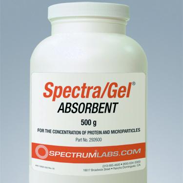Spectra/Gel 浓缩剂