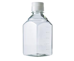 刻度培养基瓶/血清瓶,1000ml,灭菌