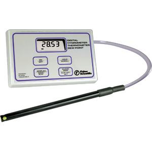 Fisher 湿度/温度结露点计 高精准温度结露点计11-661-7系列