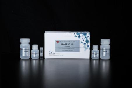 细菌基因组DNA提取试剂盒