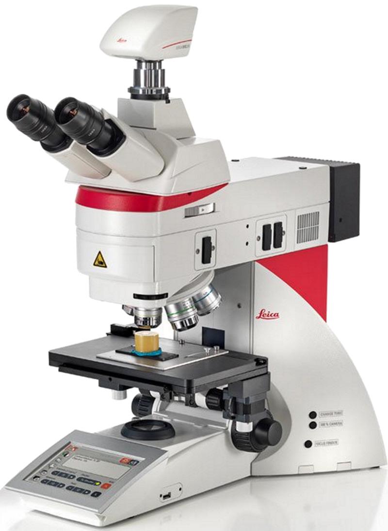 徕卡工业显微镜Leica DM6 M LIBS微观结构成分分析解决方案