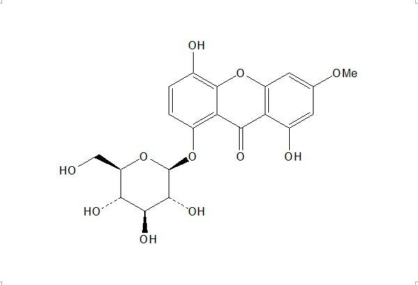 当药醇苷(23445-00-3)